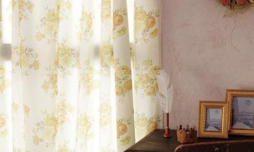 華やかな「花柄カーテン」特集!人気のおしゃれな通販サイト10選