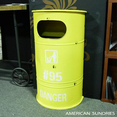 アメリカンテイストゴミ箱