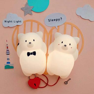 赤ちゃんナイトライト
