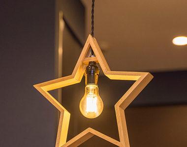 お部屋をセンスアップ!おしゃれな星型の天井照明おすすめ10選
