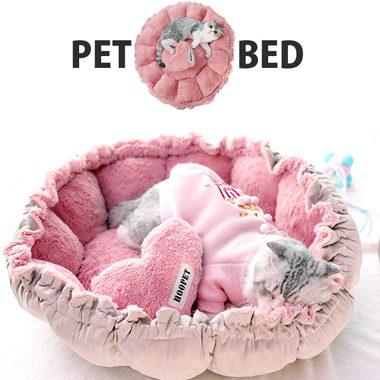 犬用お姫様ベッド