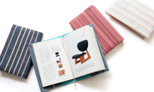 外での読書も楽しくなる!おしゃれな布製ブックカバーおすすめ10選