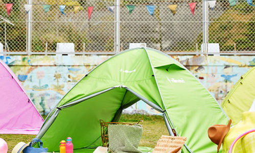 キャンプにもお出掛けにも!おしゃれなワンタッチテントおすすめ10選