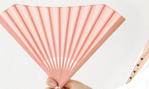 おしゃれでエレガント!カワイイ洋風テイストの扇子のおすすめ10選