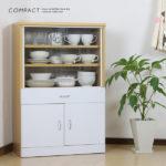 ナチュラルでお部屋に馴染む!おしゃれな木製の食器棚のおすすめ10選
