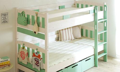 子供に人気!自分の居場所が出来るおしゃれな2段ベッドおすすめ10選