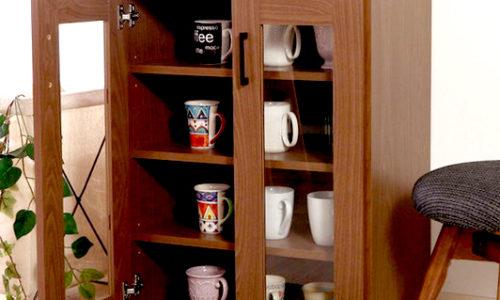 一人暮らしに!おしゃれでコンパクトな安い食器棚おすすめ10選