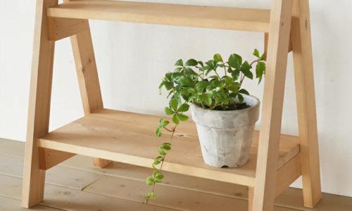 観葉植物置き場に!おしゃれな木製フラワースタンドのおすすめ10選