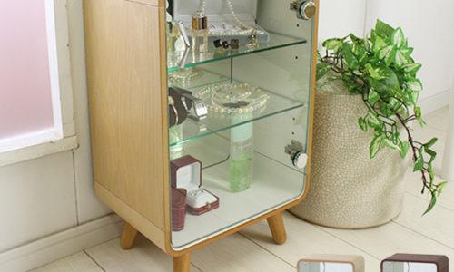 コレクションの収納に!おしゃれなガラス製のディスプレイラック10選