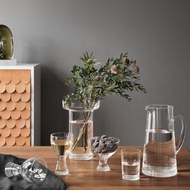 北欧テイストのワイングラス