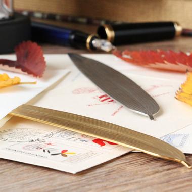 おしゃれなペーパーナイフ