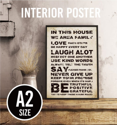 かっこいいポスター