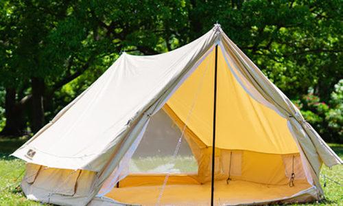 キャンプの必需品!かっこいいデザインのテントおすすめ10選