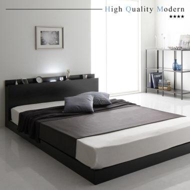 スタイリッシュでかっこいいベッド