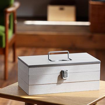 おしゃれな白い工具箱