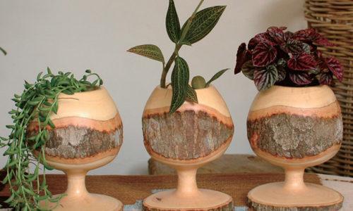 ステキなお庭づくりに!おしゃれな木製の鉢おすすめ10選