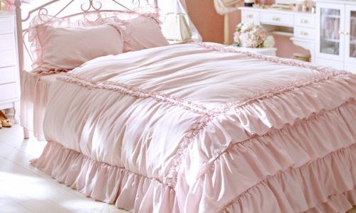 ラブリーでカワイイ空間に!おしゃれなピンクの布団カバーおすすめ10選