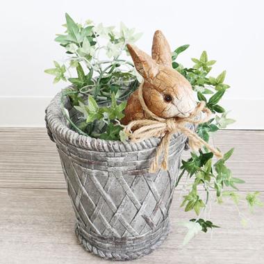 おしゃれ植木鉢