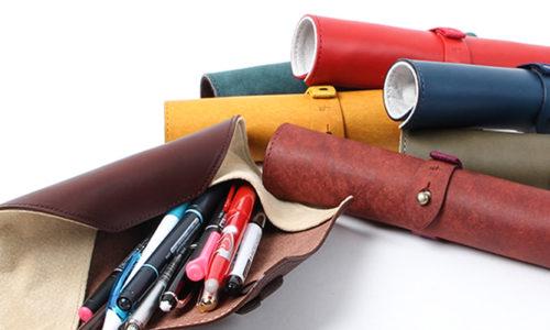 おしゃれでかわいい「ペンケース」特集!大容量タイプや革製もおすすめ