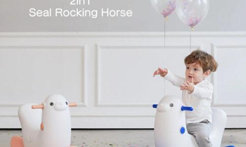 ゆらゆら動く乗り物おもちゃ!おしゃれな木馬のおすすめ10選