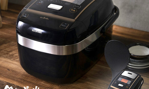 スタイリッシュさが光るおしゃれな黒の炊飯器おすすめ10選