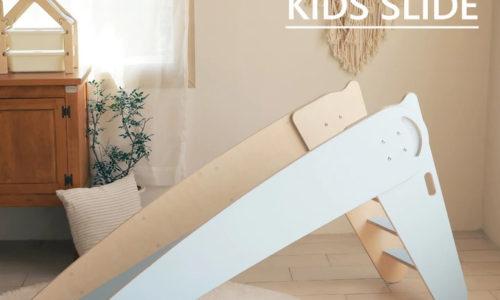 室内遊びにおすすめのおもちゃ!おしゃれな室内用滑り台10選
