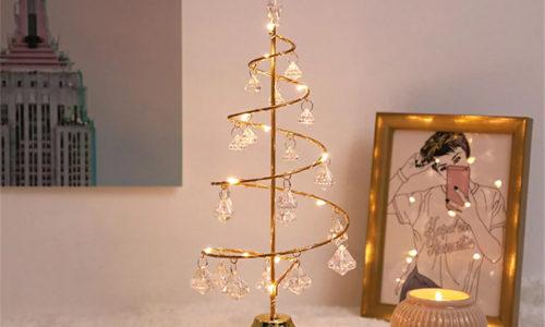 棚の上や玄関に!おしゃれなミニクリスマスツリーおすすめ10選