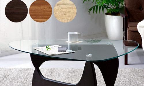 くつろぎの空間に!おしゃれなカフェ風ローテーブルおすすめ10選