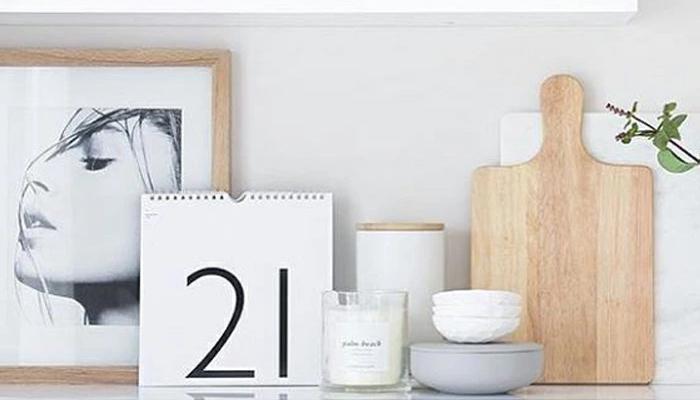 おしゃれなデザイン日めくりカレンダー