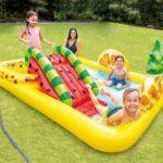 子どもと夏を満喫!おしゃれな滑り台付きビニールプールおすすめ10選