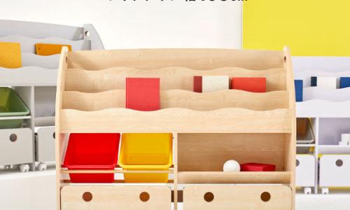 部屋の散らかり解消!リビングに置けるおしゃれなおもちゃ箱10選