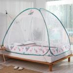 防虫効果で夏の夜も安心&快適!おしゃれなベッド用蚊帳おすすめ10選