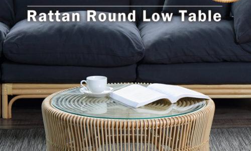 ラタンや天然素材使用!おしゃれなアジアン家具【ローテーブル】10選