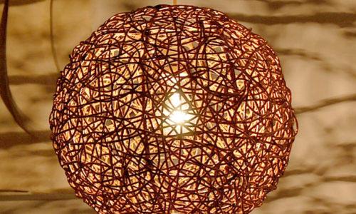 バリ風照明インテリア!おしゃれなラタン製ランプシェードおすすめ10選